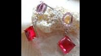 ohrringe-Rosa-Pink-neu